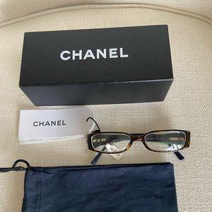 CHANEL Optical Glasses. Authentic. Tortoise Frames